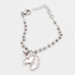 #KESIA TAGS BRACCIALE DONNA #Unicorn