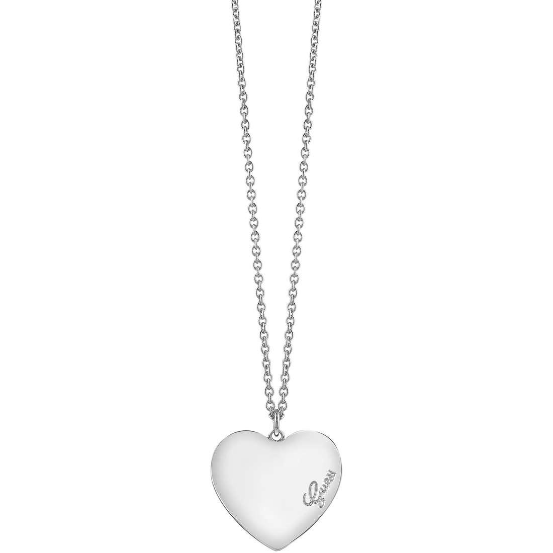 GUESS HEARTBEAT COLLANA DONNA UBN61050
