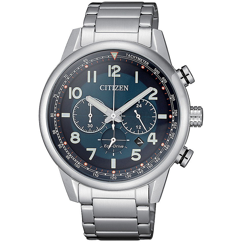 CITIZEN OF COLLECTION OROLOGIO CRONOGRAFO UOMO CA4420-81L