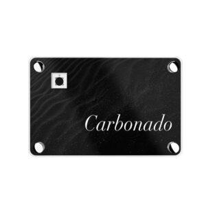 EILAT DIAMONDS: COLLANA CARBONADO CASTONE GRIFFE