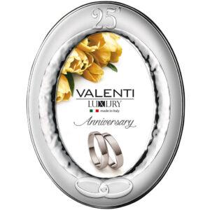 VALENTI ARGENTI CORNICE OVALE IN ARGENTO 53004 4L