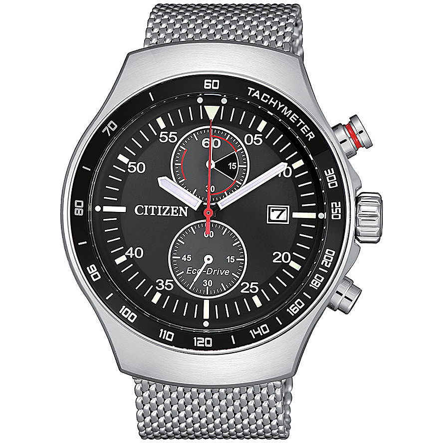 CITIZEN OF COLLECTION OROLOGIO CRONOGRAFO UOMO CA7010-86E
