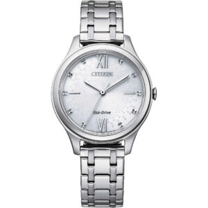 CITIZEN OF 2020 OROLOGIO SOLO TEMPO DONNA EM0500-73A