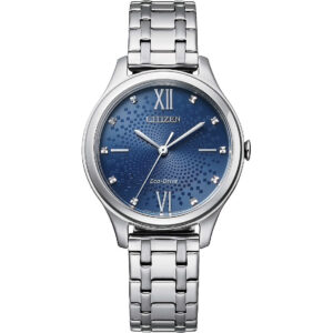 CITIZEN OF 2020 OROLOGIO SOLO TEMPO DONNA EM0500-73L