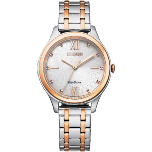 CITIZEN OF 2020 OROLOGIO SOLO TEMPO DONNA EM0506-77A