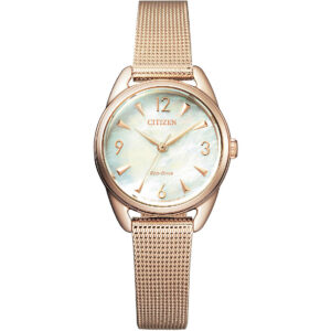 CITIZEN OF 2020 OROLOGIO SOLO TEMPO DONNA EM0686-81D