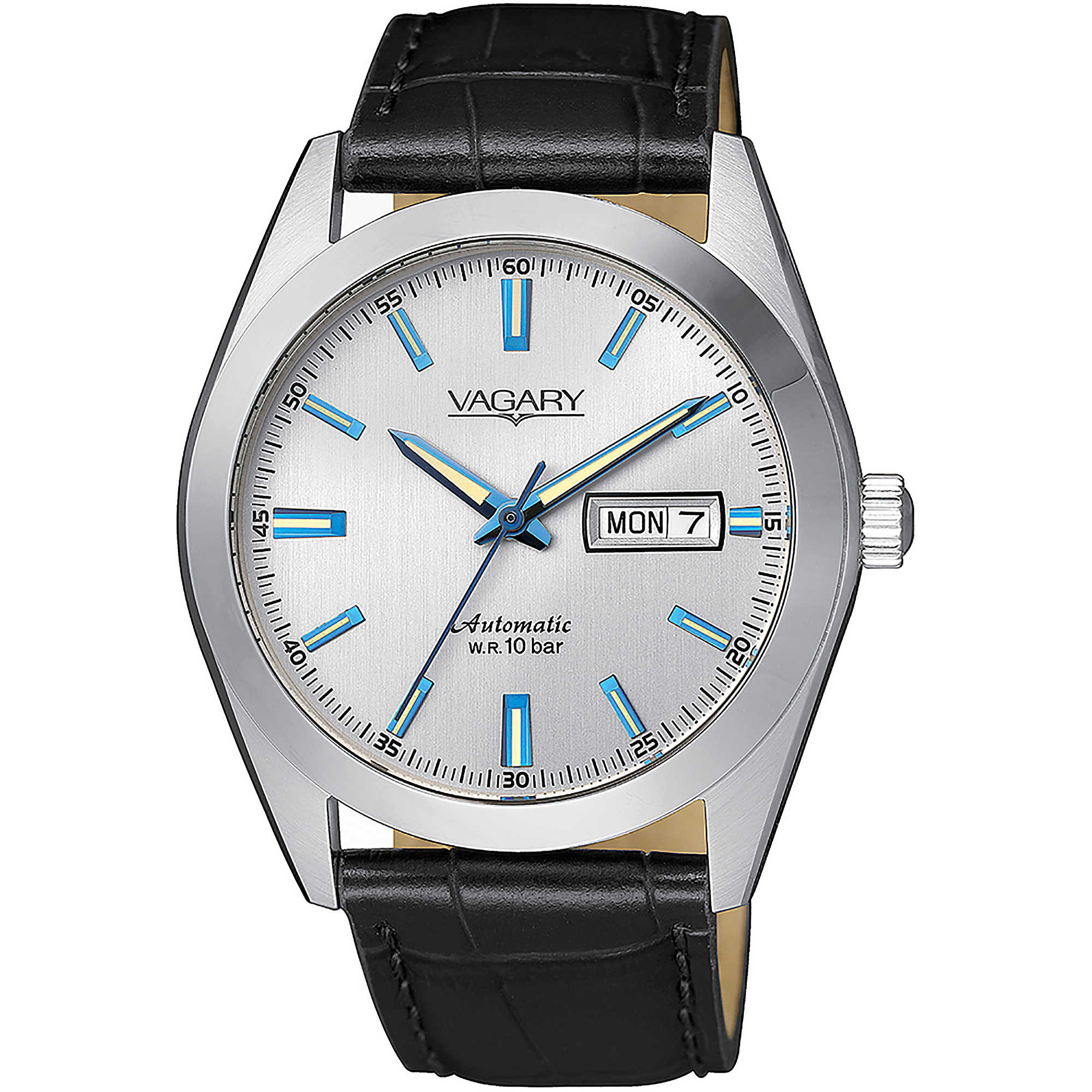 VAGARY BY CITIZEN GEAR MATIC OROLOGIO UOMO IX3-211-10