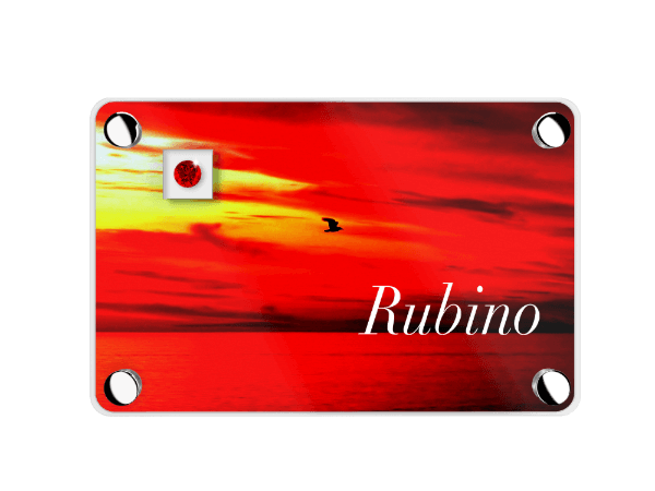 EILAT DIAMONDS: RUBINO.