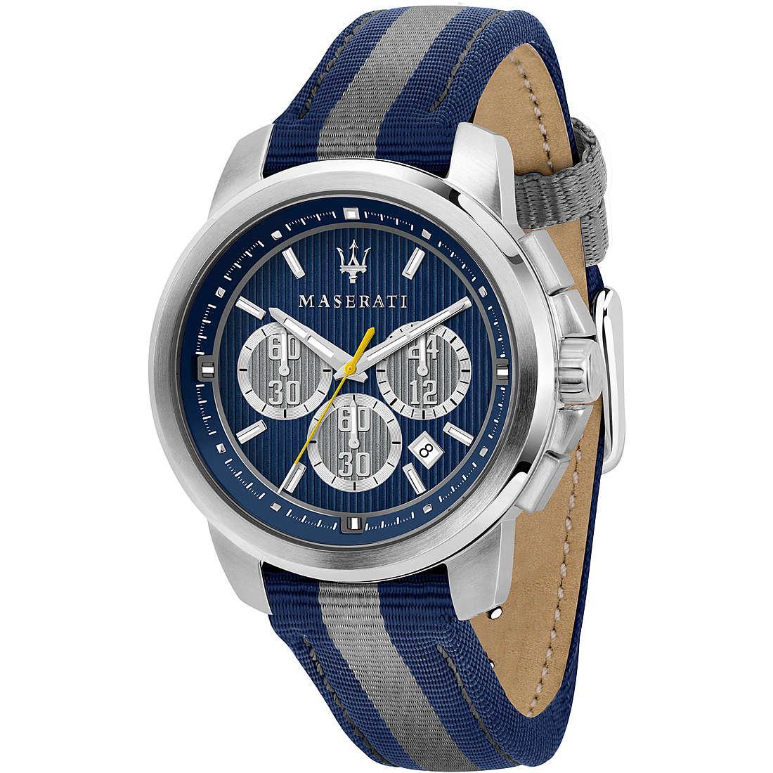 Maserati Orologio Cronografo da Uomo R8871637001