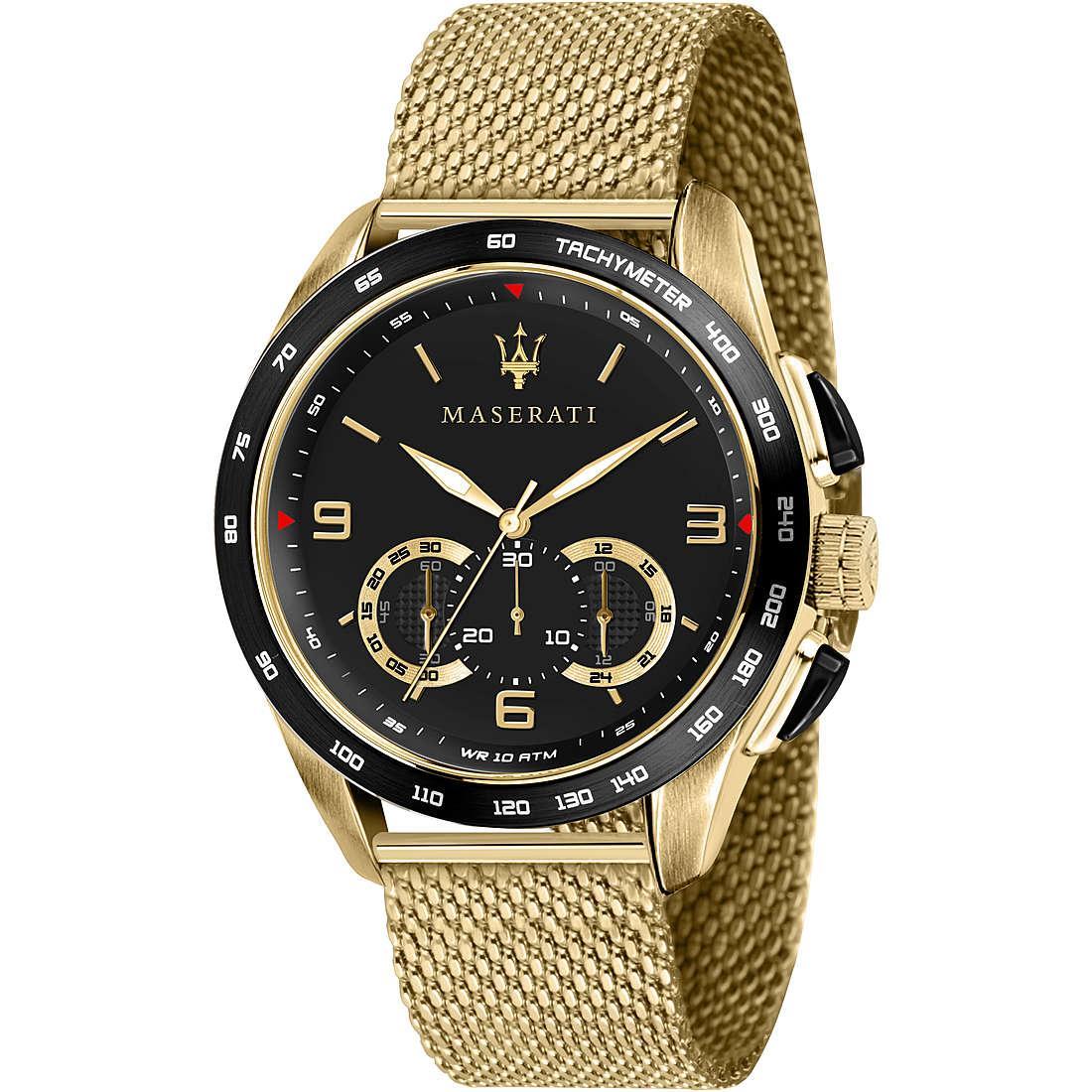 Maserati Orologio Cronografo da Uomo R8873612010
