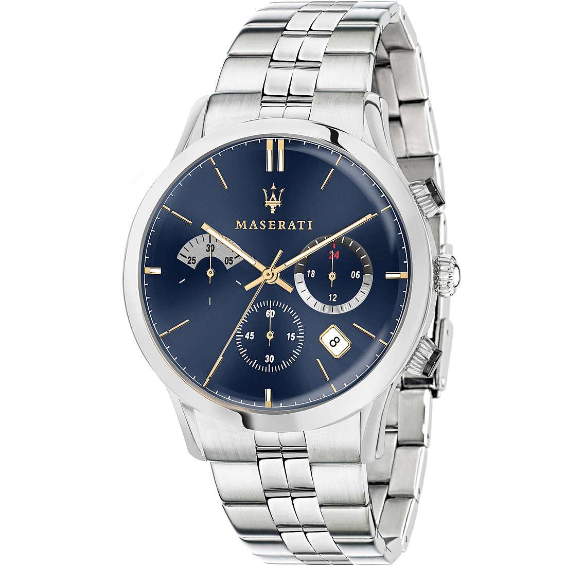 Maserati Orologio Cronografo da Uomo R8873633001
